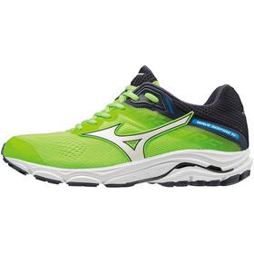 Mizuno Wave Inspire 15 Shoes Men Green Gecko/White/Graphite